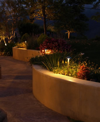 newbury park landscape lighting