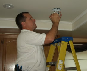 recessed lighitng installation newbury park